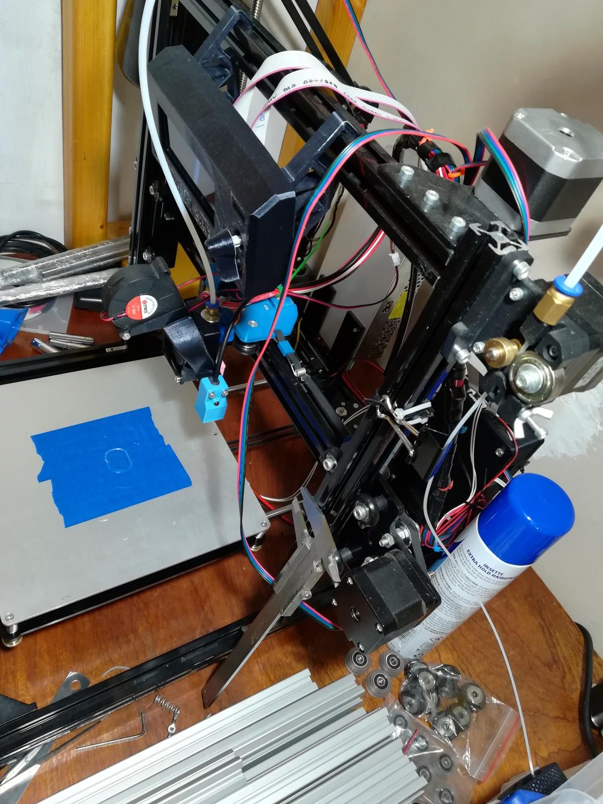 DIY I3 3d Printer